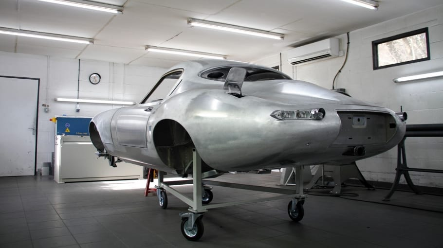 Eagle E-Types Visit