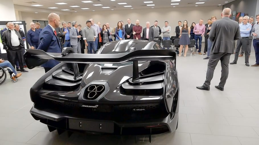 McLaren Bristol – An Evening with MSO