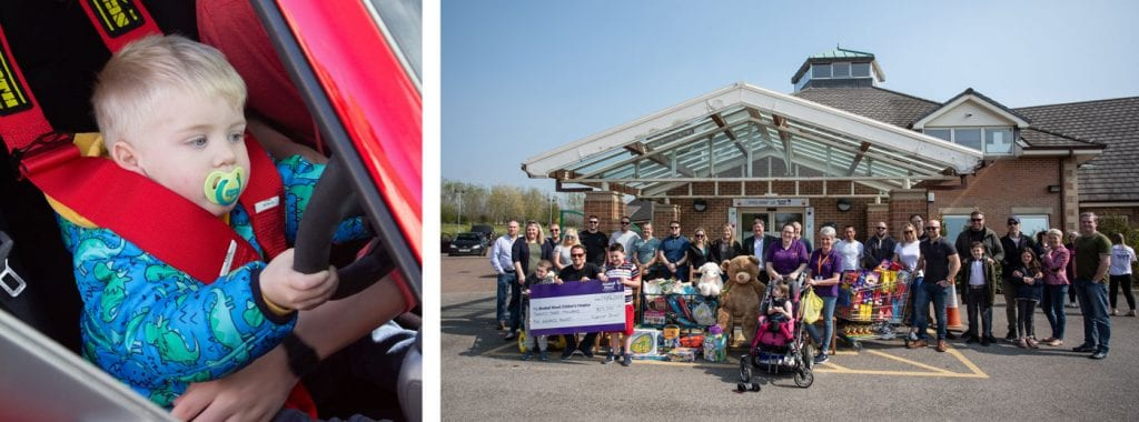 Bluebell Wood Charity Donations