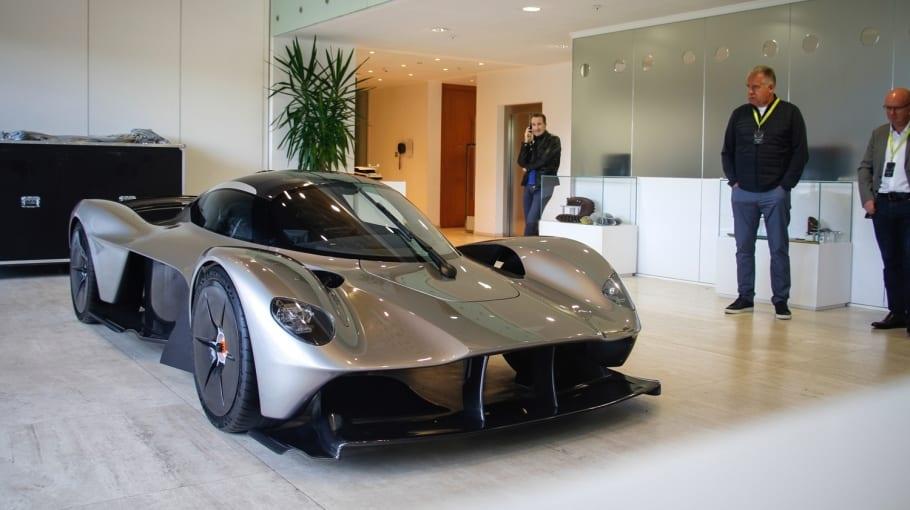 Aston Martin VIP Experience