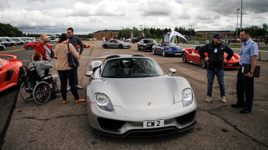 RAF Leeming Charity Track Day