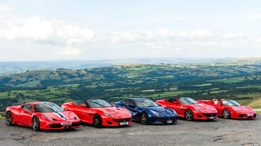 Ferrari Drive