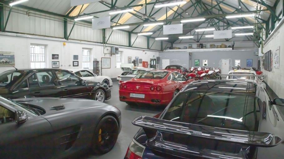 Car Iconics Visit