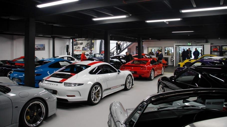 JZM Porsche Meet