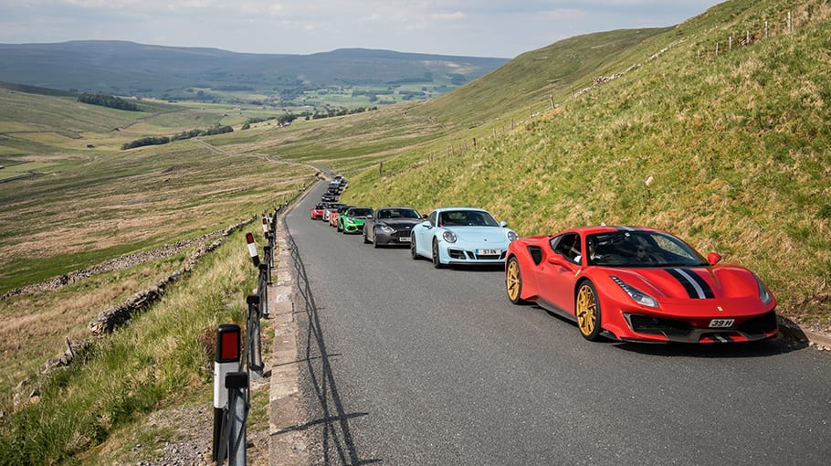 Yorkshire TDF Drive Day