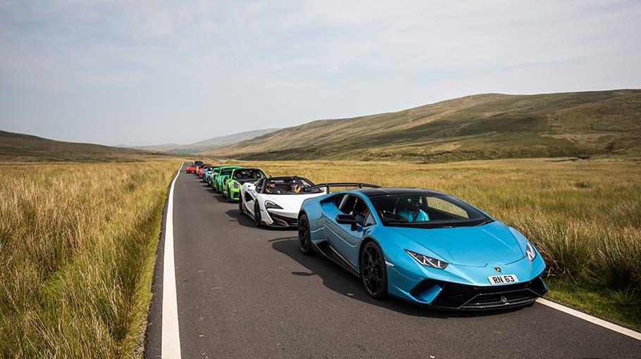 Snowdonia Drive Day