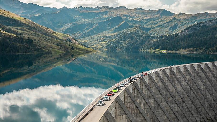 Tour Des Alps