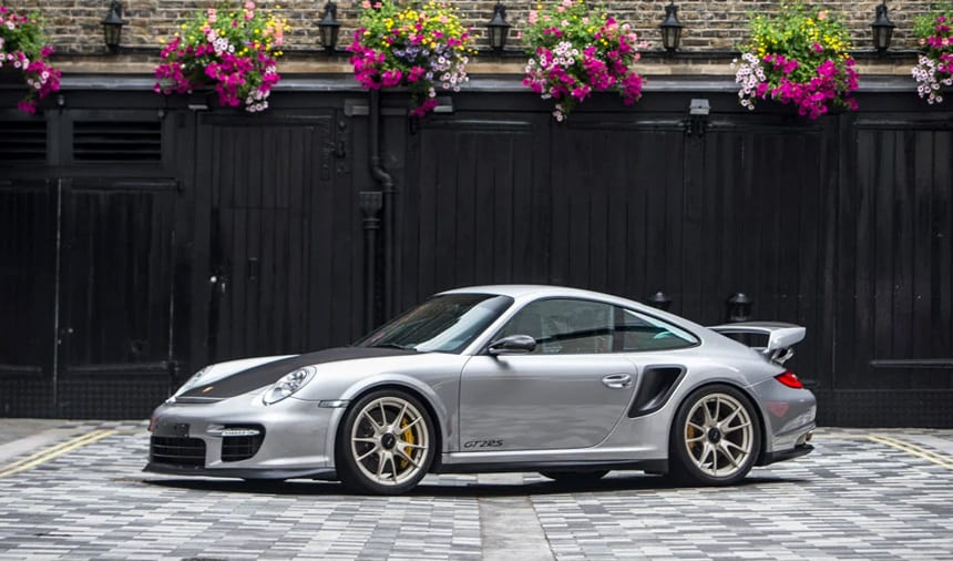 Guide to buying a Porsche 997