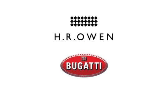 H.R. OWEN Bugatti