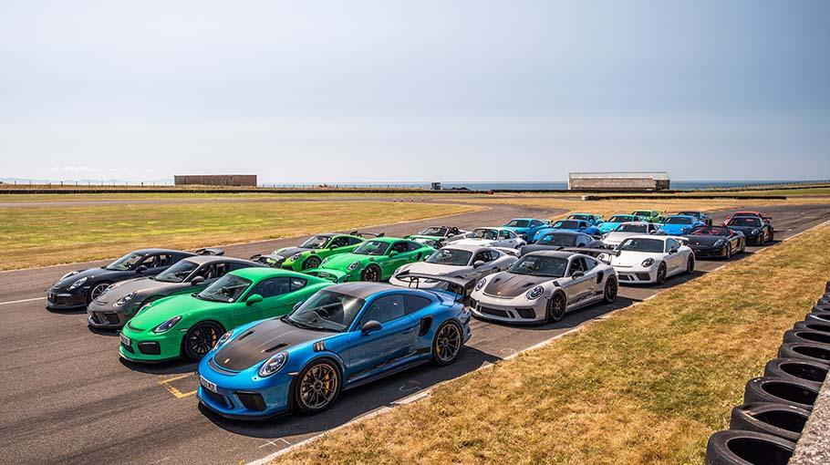Porsche GT Track Day