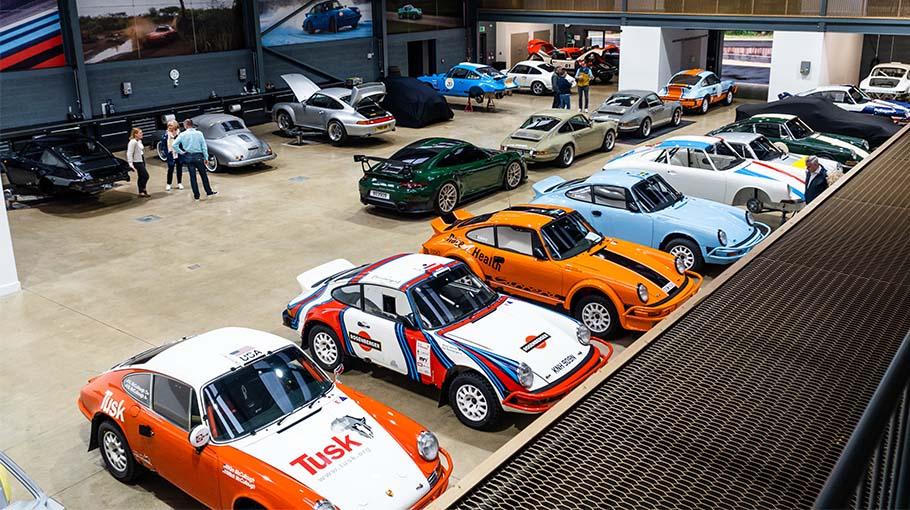Tuthill Porsche Supper